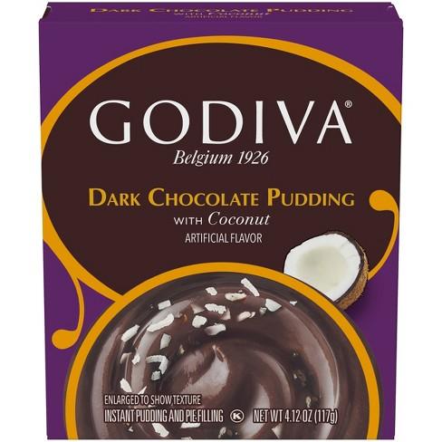Godiva Dark Chocolate Pudding - 4.12oz - image 1 of 4