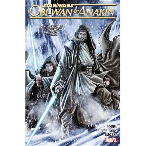Star Wars: Obi-Wan and Anakin - (Paperback) - image 1 of 1