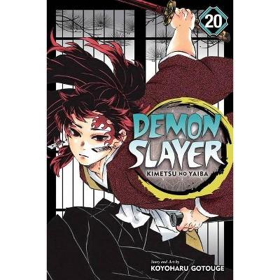 Demon Slayer: Kimetsu No Yaiba, Vol. 20 - by  Koyoharu Gotouge (Paperback)