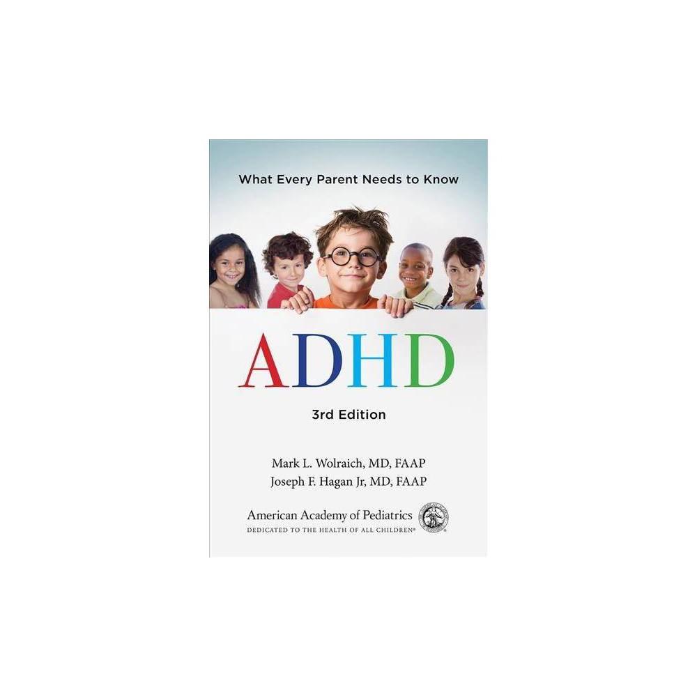 Adhd - 3 (Paperback), Books