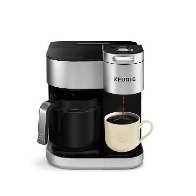Keurig K-Duo Single-Serve & Carafe Coffee Maker
