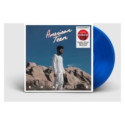 Khalid - American Teen (Target Exclusive, Translucent Blue Vinyl)