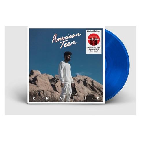 Khalid - American Teen (Target Exclusive, Translucent Blue Vinyl) - image 1 of 2