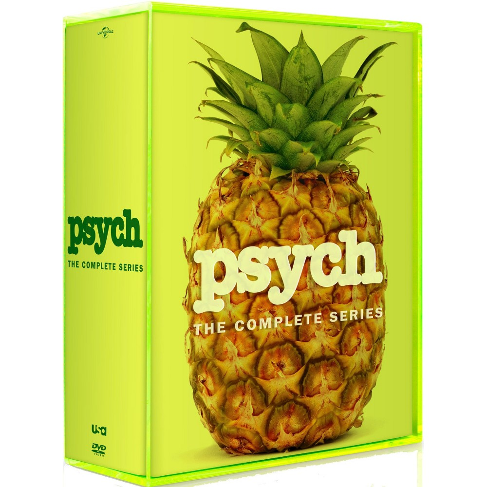 Psych: The Complete Series (31 Discs) (dvd_video)