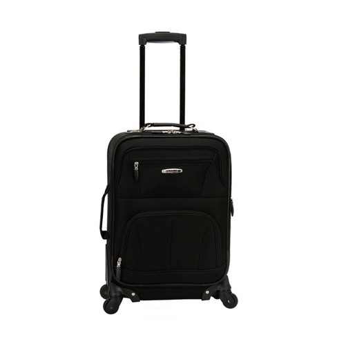 """Rockland Pasadena 19"""" Expandable Spinner Carry On Suitcase - image 1 of 1"""