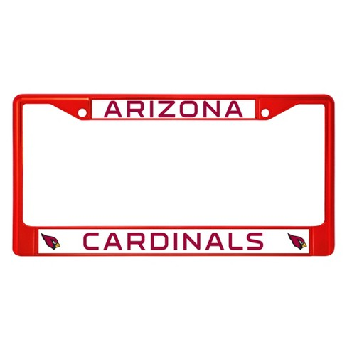 NFL Color License Plate Frame - image 1 of 1