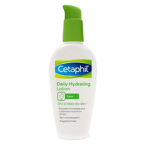 Unscented Cetaphil Daily Hydrating Lotion - 3oz - image 1 of 1