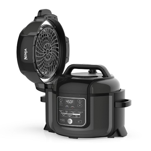 Ninja Foodi 9-in-1 6.5qt Pressure Cooker and Air Fryer with High Gloss Finish - OP301 - image 1 of 4