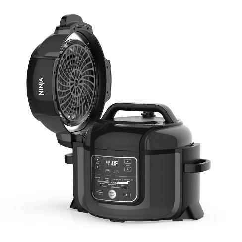 Ninja Foodi TenderCrisp Pressure Cooker Air Fryer - OP301 - image 1 of 4