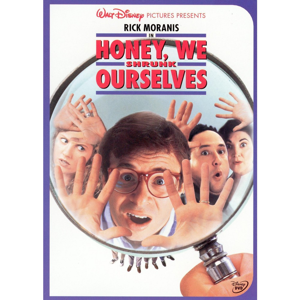 Honey, We Shrunk Ourselves (dvd_video)