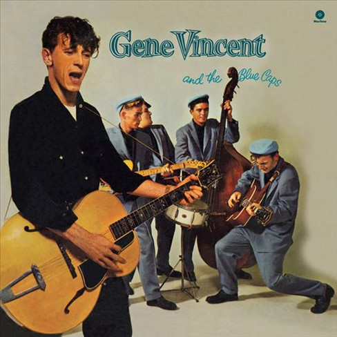 Gene & the vincent - Gene vincent and the blue caps (Vinyl) - image 1 of 1