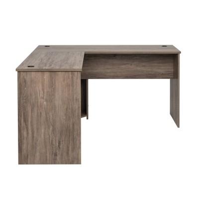 L Shaped Desk - Prepac