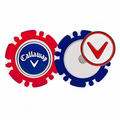 Callaway Dual-Mark Poker Chip - 2 Pack