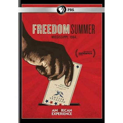 American Experience: Freedom Summer (DVD)