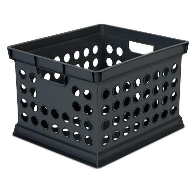 Storage Crate Black - Room Essentials™