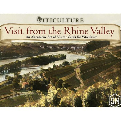 Visit from the Rhine Valley Board Game