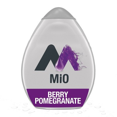 MiO Berry Pomegranate Liquid Water Enhancer - 1.62 fl oz Bottle