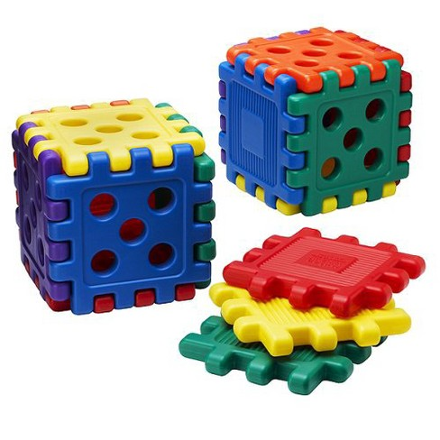 CarePlay Grid Blocks - 32 Piece - image 1 of 1