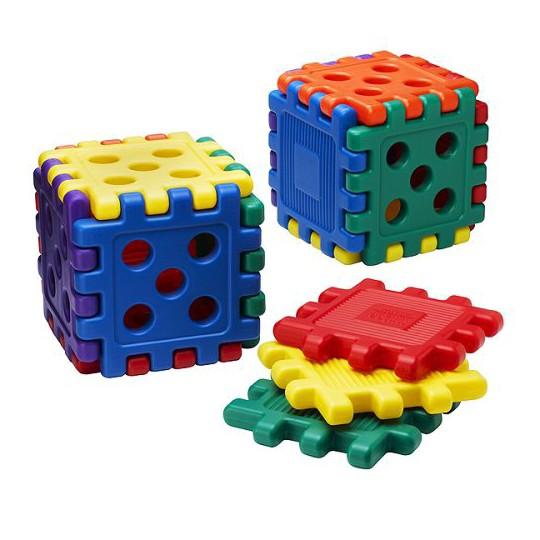 CarePlay Grid Blocks - 32 Piece image number null