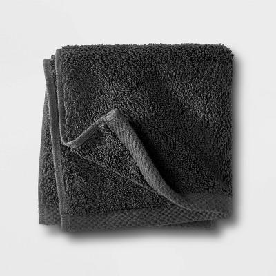 Organic Washcloth Black - Casaluna™