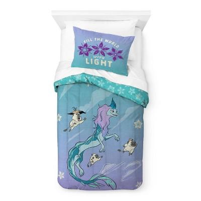 Twin Raya and the Last Dragon Comforter