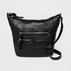 Bueno Hobo Handbag - Black