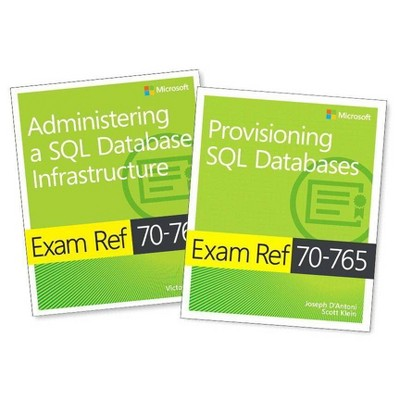 McSa SQL 2016 Database Administration Exam Ref 2-Pack - by  Victor Isakov & Paul Marquardt & Joseph D'Antoni (Mixed Media Product)