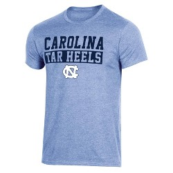 NCAA North Carolina Tar Heels Men's Short Sleeve Crew Neck T-Shirt