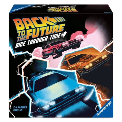 Back to the Future: Dice Through Time Board Game - image 1 of 4