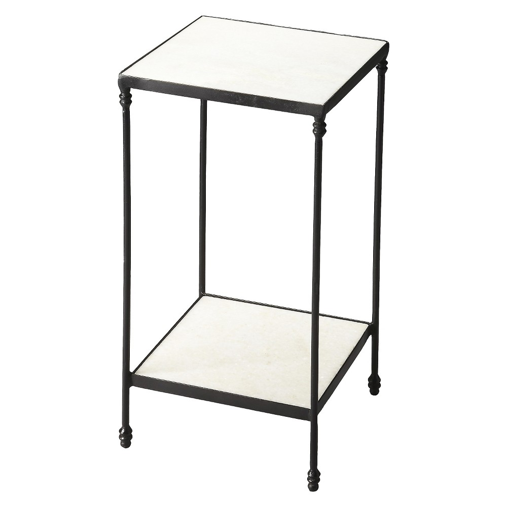 End Table Metal (Grey) - Butler Specialty