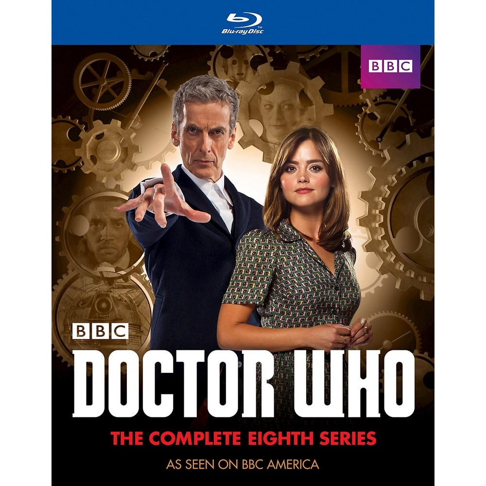 Doctor Who:Complete Eighth Series (Blu-ray)