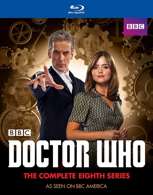Doctor who:Complete eighth series (Blu-ray) - image 1 of 1