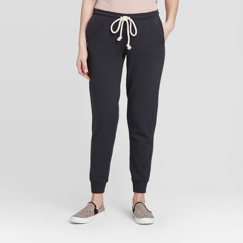 Women's Mid-Rise Jogger Pants - Universal Thread™ - image 1 of 3