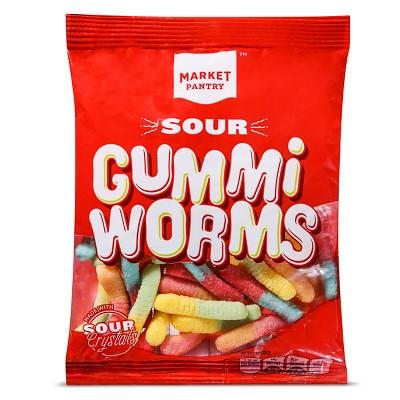 Sour Gummi Worms - 7oz - Market Pantry™