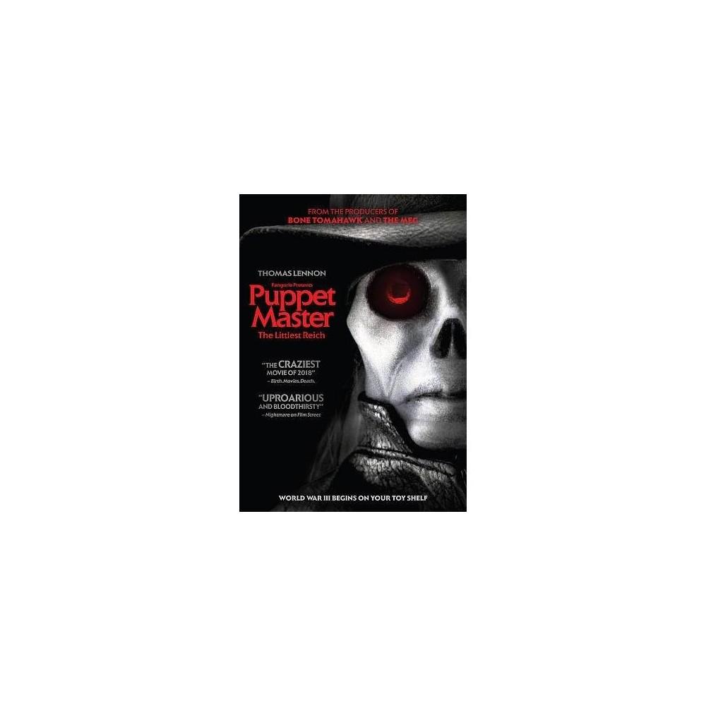 Puppet Master:Littlest Reich (Dvd)