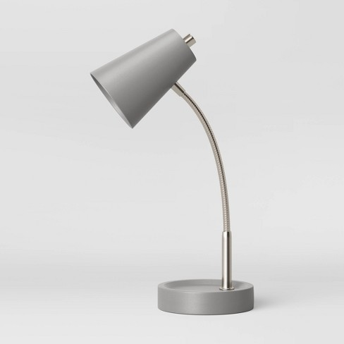 Task Table Lamp (Includes Energy Efficient Light Bulb) - Room Essentials™ - image 1 of 3