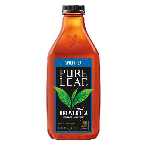 Pure Leaf Sweet Tea Iced Tea - 64 fl oz Bottle - image 1 of 3