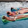 TRC Recreation Serenity 70 Inch Foam Mat Raft Lounger Pool Float, Bronze - image 4 of 4