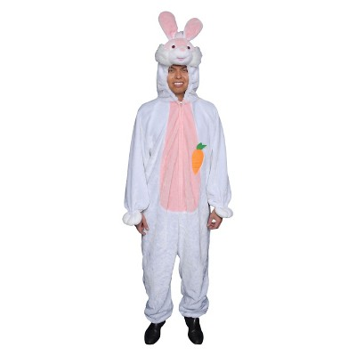 Menu0027s Bunny Costume One Size : Target