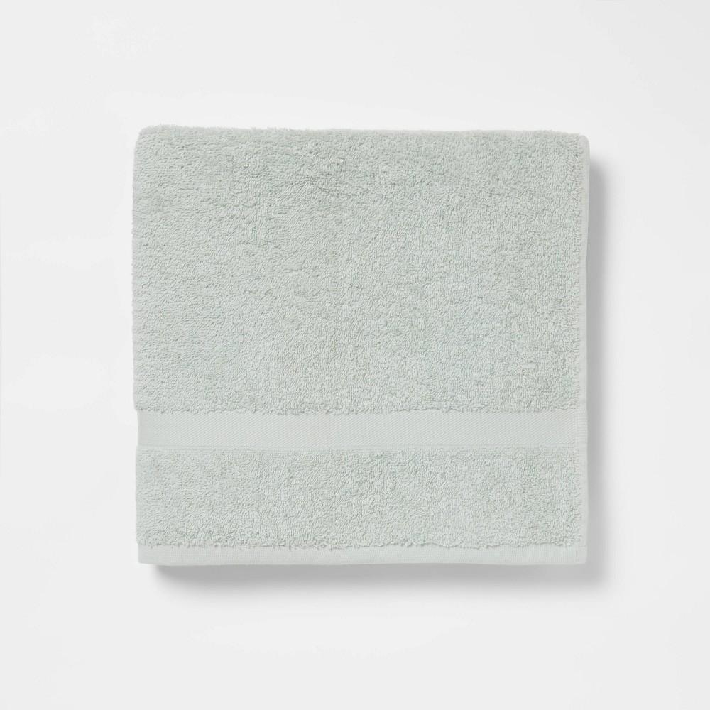 Bath Towel Mint Room Essentials 8482