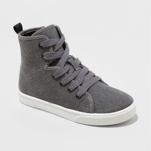 Boys' Melvin Sneakers - Cat & Jack™ Dark Blue - image 1 of 3