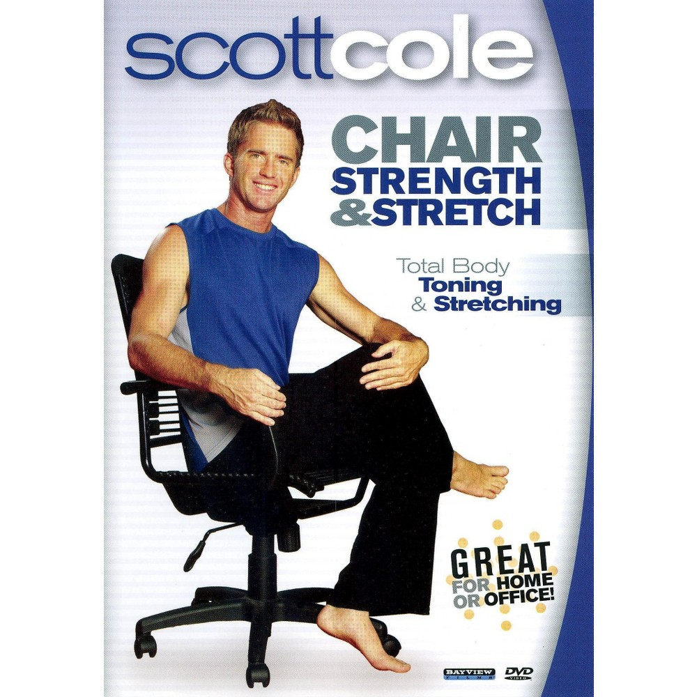 Chair Strength & Stretch With Scott C (Dvd)