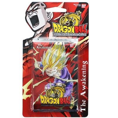 UCC Distributing Dragon Ball Collectible Card Game The Awakening Booster Pack
