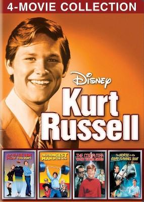 Disney Kurt Russell: 4-Movie Collection (DVD)