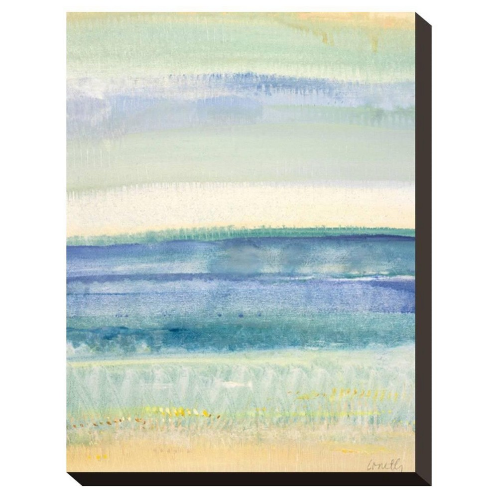 Unframed Wall Canvas Blue 21 X 16 X 2 - Art.com, Multicolored