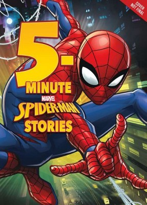 5-minute Spider-Man Stories (Hardcover)(Marvel)