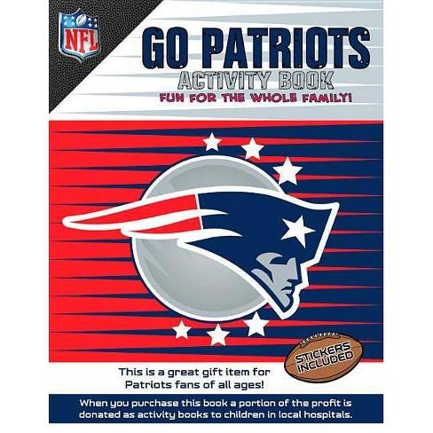 Go Patriots Activity Book - by  Darla Hall (Paperback) - image 1 of 1