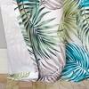 Tahiti Indoor/Outdoor Window Curtain Panel - Green/Blue - Elrene Home Fashions - image 4 of 4