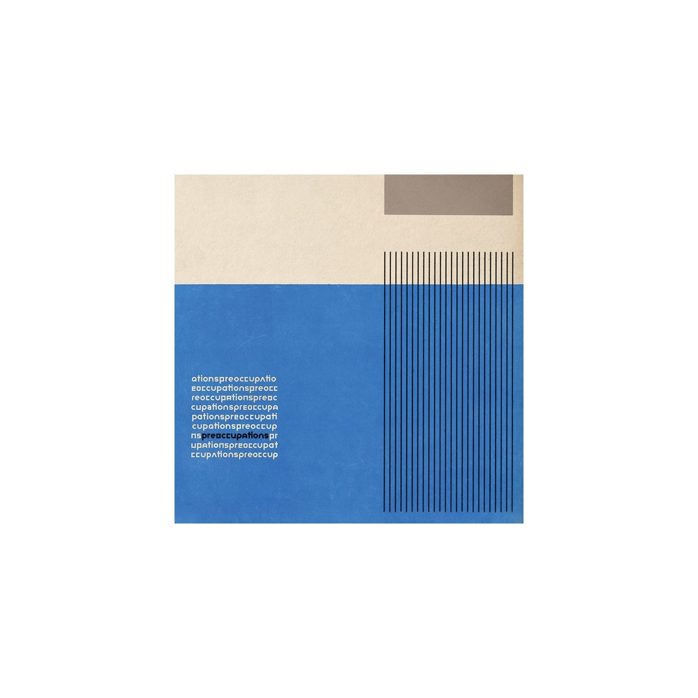 Preoccupations - Preoccupations (Vinyl)
