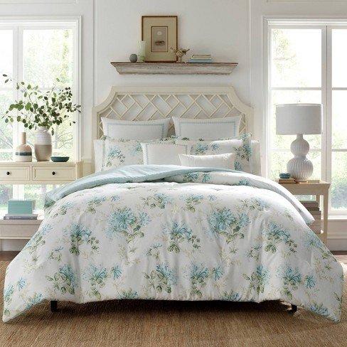 Laura Ashley Honeysuckle Comforter Set - image 1 of 4